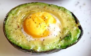 paleo egg avocado