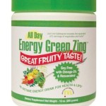 All Day Energy Green Zing