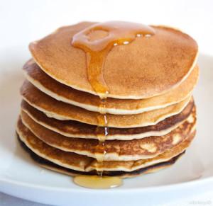 low fat pancakes